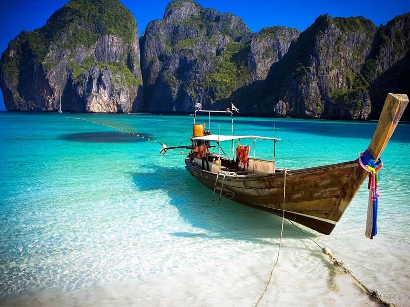 Por que se aventurar pela Tailândia?