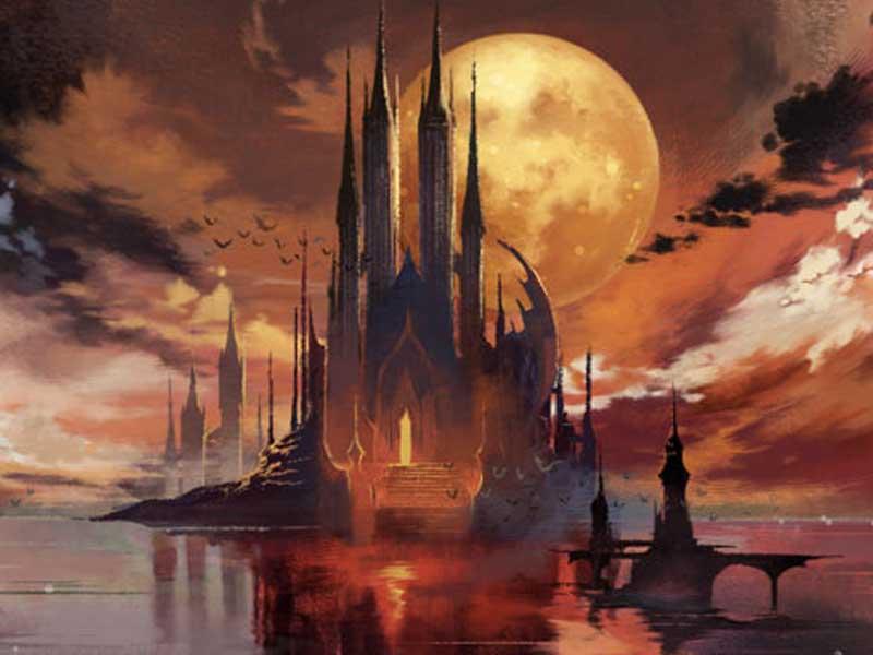 Castlevania divulgado pela Netflix como nova série