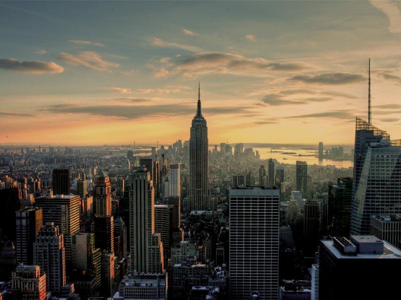 New York - se aventurando na grande maça