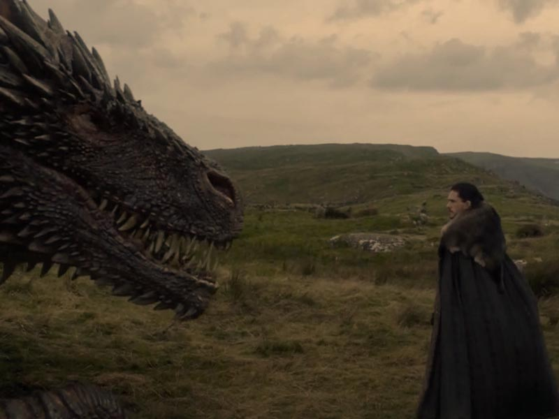 "GAME OF THRONES – S07 x EP05 - ""Eastwatch"""