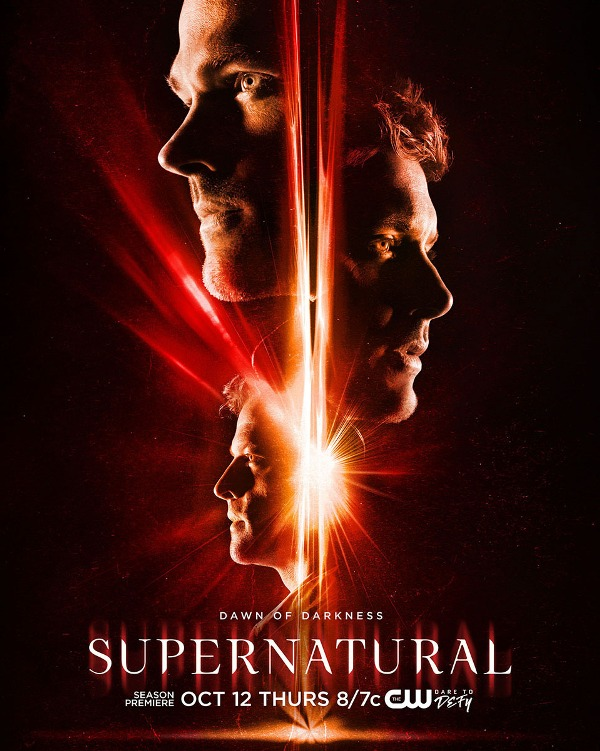 Novo cartaz da 13ª Temporada de Supernatural