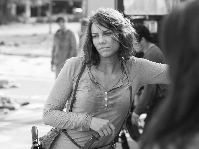 Lauren Cohan pode deixar o elenco na próxima temporada de The Walking Dead