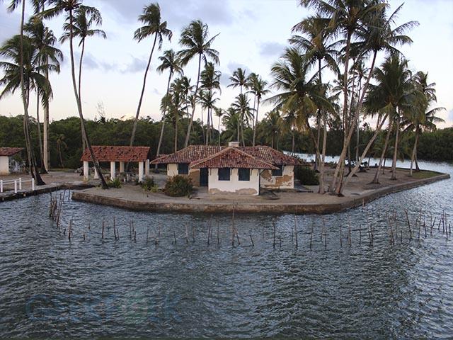 Para quem gosta de um passeio de barco e conhecer as belezas naturais do lugar, eis uma ótima opção.