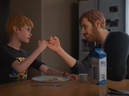 Review do jogo Review do game The Awesome Adventures do Captain Spirit