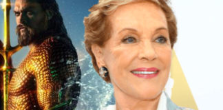 Aquaman: Julie Andrews tem papel secreto no filme DC