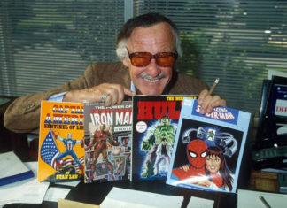 Stan Lee, criador de personagens da Marvel morre aos 95 anos