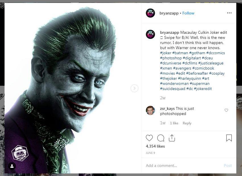 Batman tem especulação de fãs sobre Macaulay Culkin como Coringa