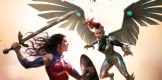 O primeiro trailer de Mulher Maravilha: Bloodlines foi lançado. A DC tem liberado recursos animados constantemente neste ano.