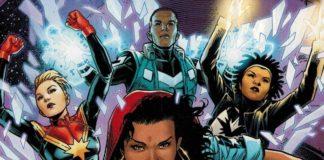 Existem rumores crescentes de que a Marvel Studios está se preparando para lançar o Os Supremos