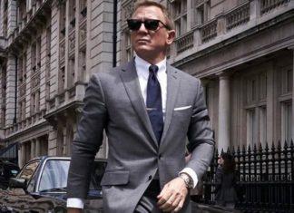 James Bond se prepara para sua próxima missão no primeiro pôster de Sem Tempo para Morrer.
