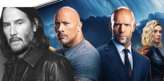 Chris Morgan, roteirista de Velozes e Furiosos - Hobbs & Shaw, se reuniu com Keanu Reeves sobre o possível papel do ator em um futuro filme da franquia de ação.