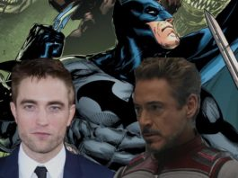 Robert Downey Jr está animado para ver Robert Pattinson em Batman.