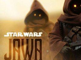 Agora, os fãs podem ver como é um Jawa de Star Wars sem as roupas, graças à nova mercadoria ligada