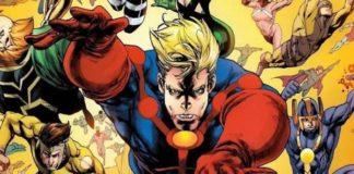 A Marvel Studios encerrou a produção de Os Eternos, um dos seus filmes mais aguardados.