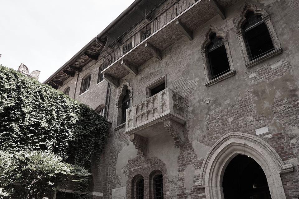 Para os aficcionados pela literatura, é com certeza uma parada obrigatória a Casa da Julieta.