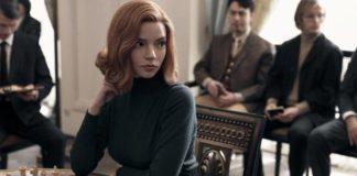 O protagonista romântico de Bridgerton, Regé-Jean Page, tem outro favorito da Netflix: The Queens Gambit.