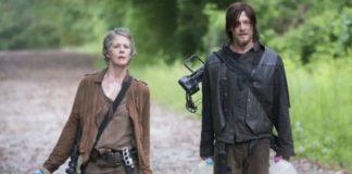 The Walking Dead pode ter um spin-off de Carol (Melissa McBride) e Daryl (Norman Reedus), mas menos encorajados após alguns sinais.