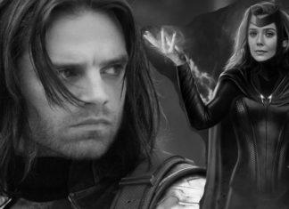 O retorno de Bucky Barnes ao MCU em Falcão e Soldado Invernal já mudou a percepção do mundo pós- Vingadores: Ultimato, mas aumenta a tragédia de Scarlet Witch em WandaVision.