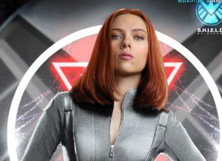 A nova imagem a partir de Viúva Negra vê Natasha Romanoff ir cabeça-a-cabeça com Capataz.